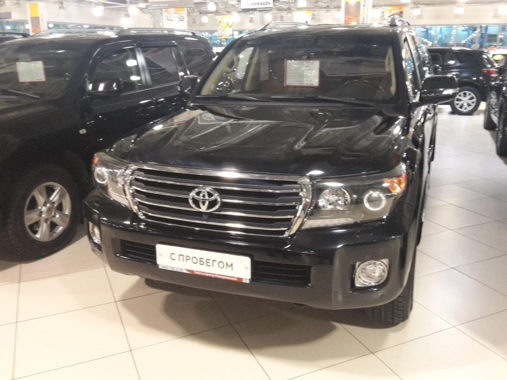 Toyota Land Cruiser 200 от podberi-auto.ru