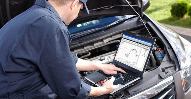 Диагностика автомобиля с помощью ноутбука своими руками прибор 92