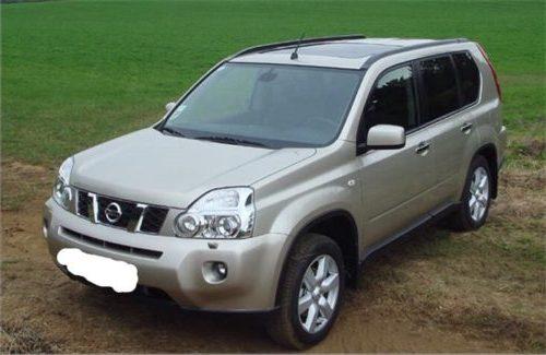 Подбор Nissan Xtrail в Москве