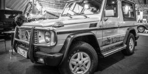 Автоподбор джипа из 90х годов