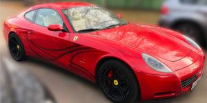 Ferrari подбор диагностика